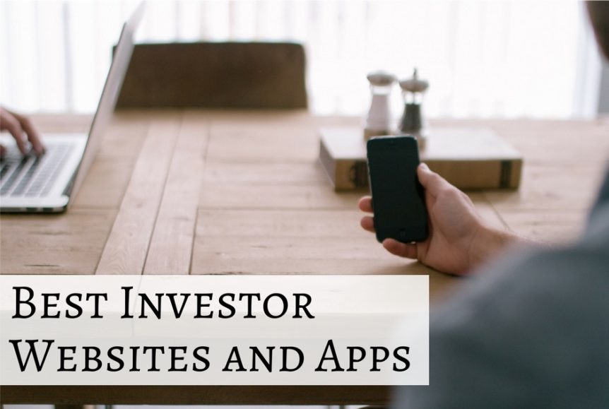 Best Investor Websites and Apps