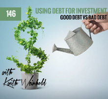146: Using Debt For Investment