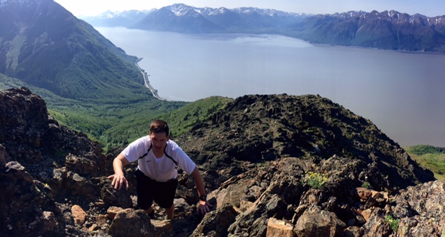 Keith-Hiking-Alaskan-Mountain