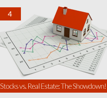 4. Stocks vs. Real Estate: The Showdown!