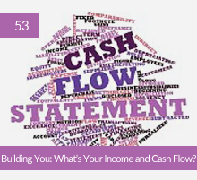 53: Building You: What's Your Income and Cash Flow?