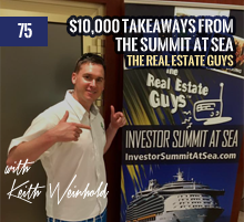 75: $10,000 Takeaways from The Summit At Sea