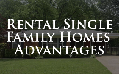 Advantages Of Single-Family Income Property