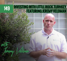 149: Investing with Little Rock Turnkey featuring Jeremy Veldman