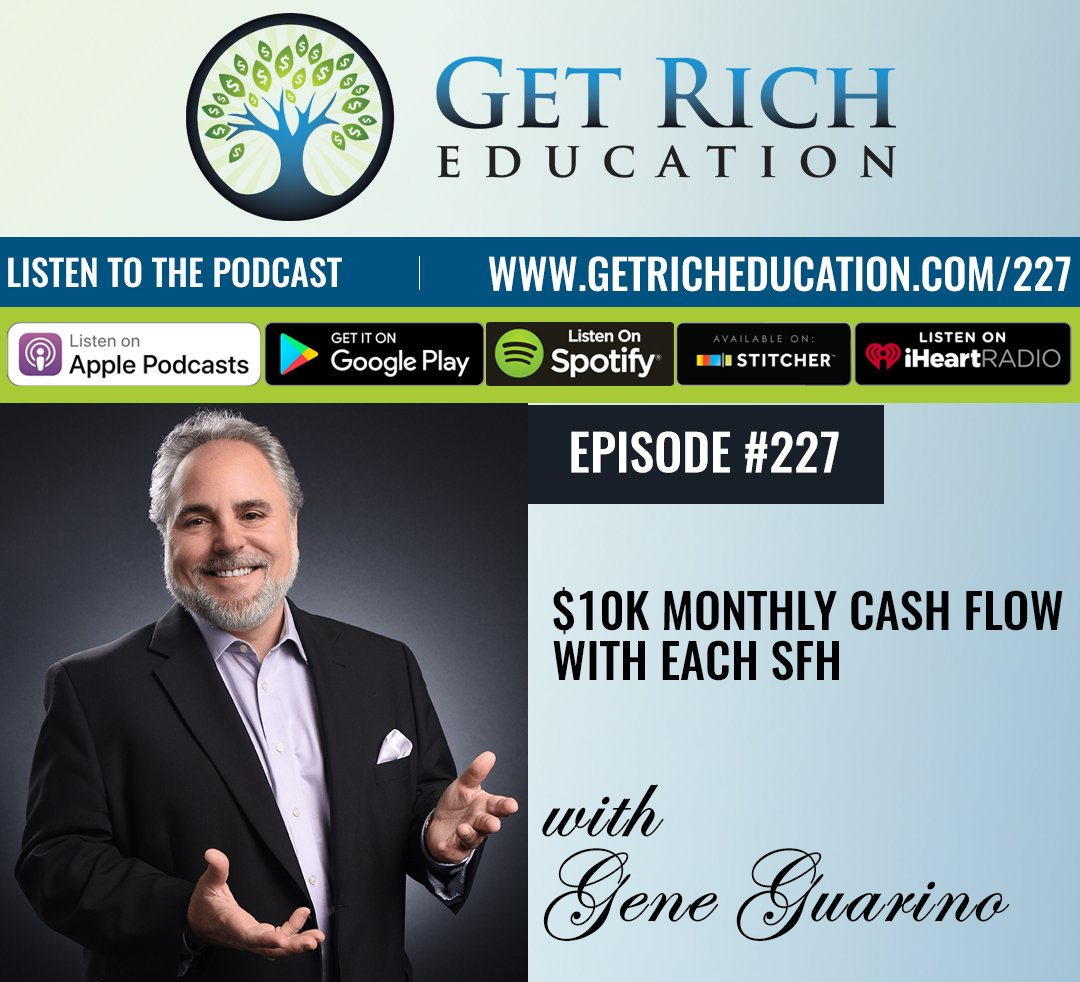 227: $10K Monthly Cash Flow With Each SFH