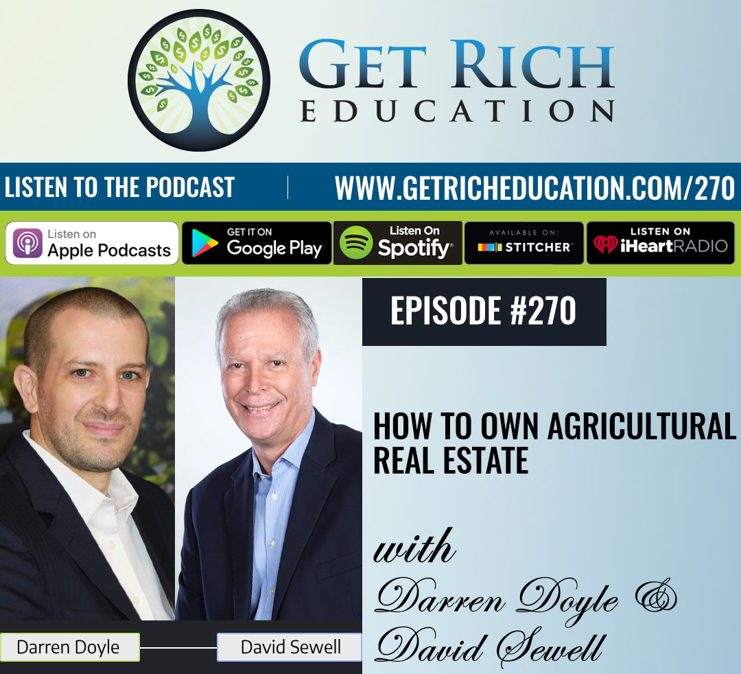 270: How To Own Agricultural Real Estate