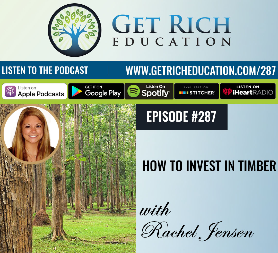 287: How To Invest In Timber