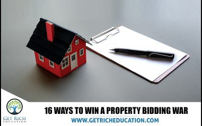 16 Ways to Win a Property Bidding War