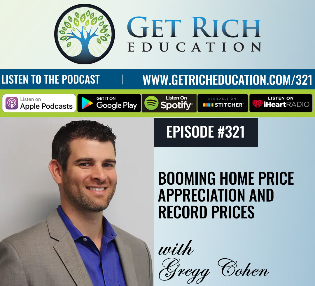Booming Home Price Appreciation and Record Prices