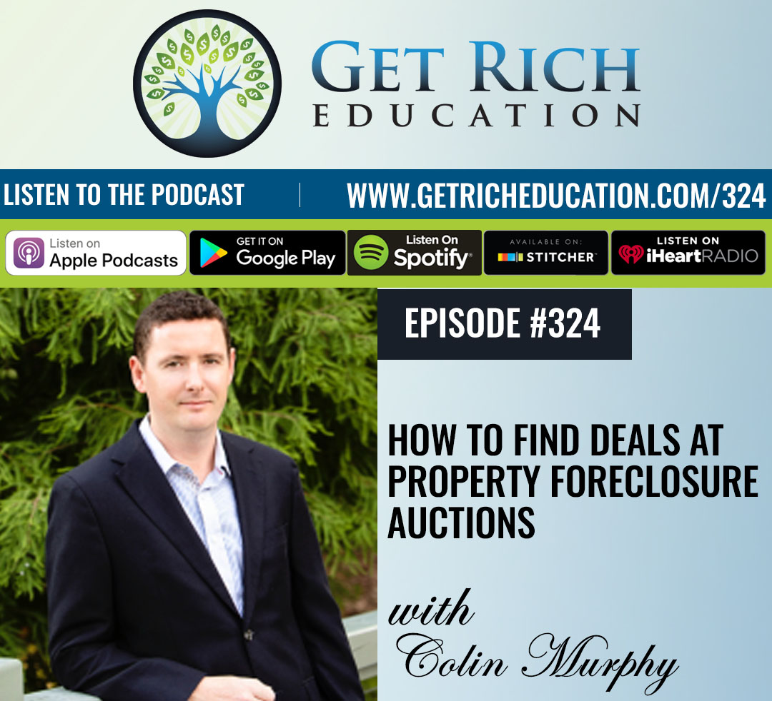 How To Find Deals At Property Foreclosure Auctions