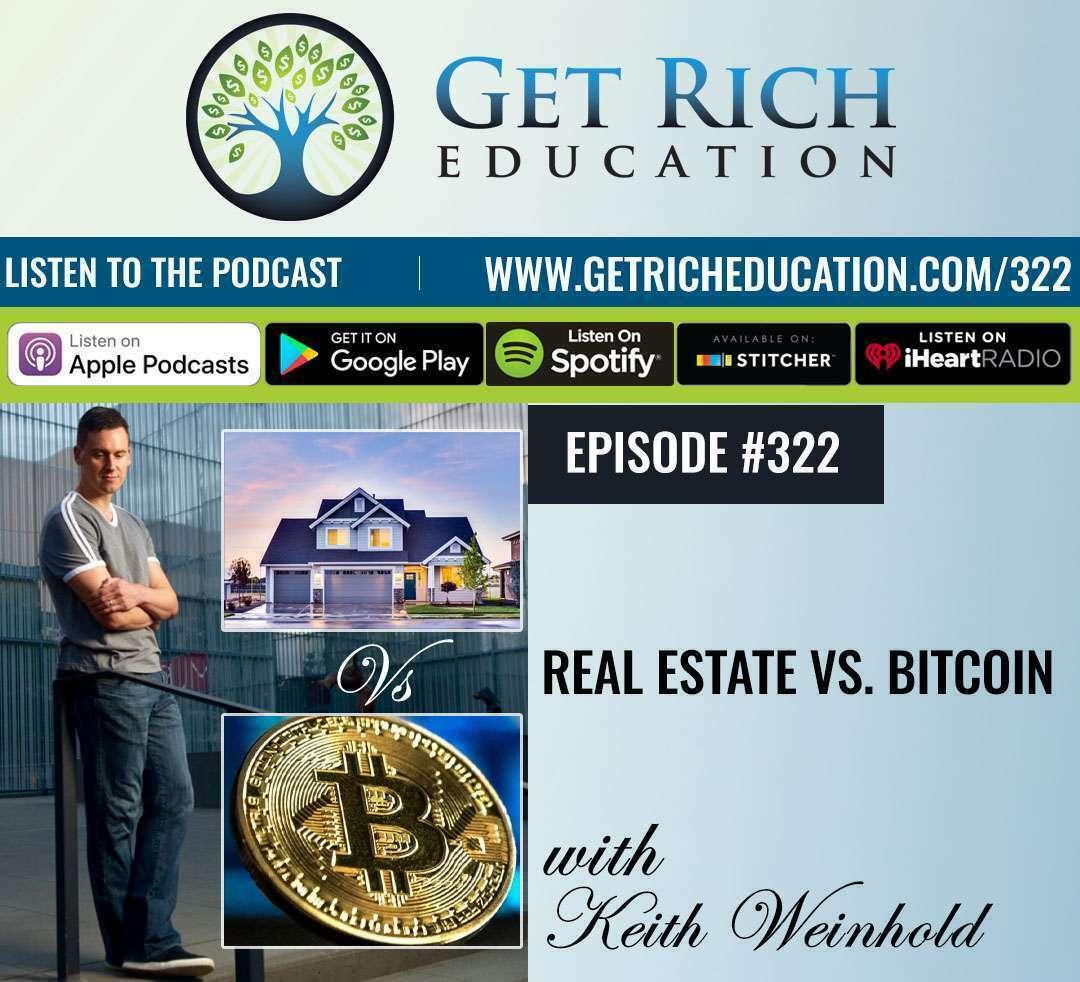 Real Estate vs. Bitcoin