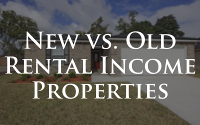 New Construction vs. Existing Rental Property