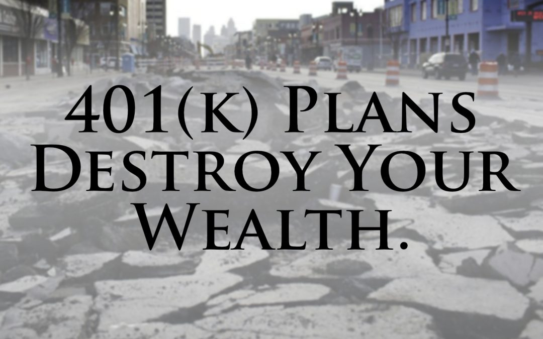 This Is Destroying Your Wealth