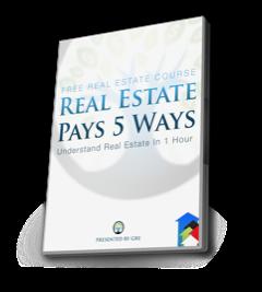 DVD Cover Real Estate Course