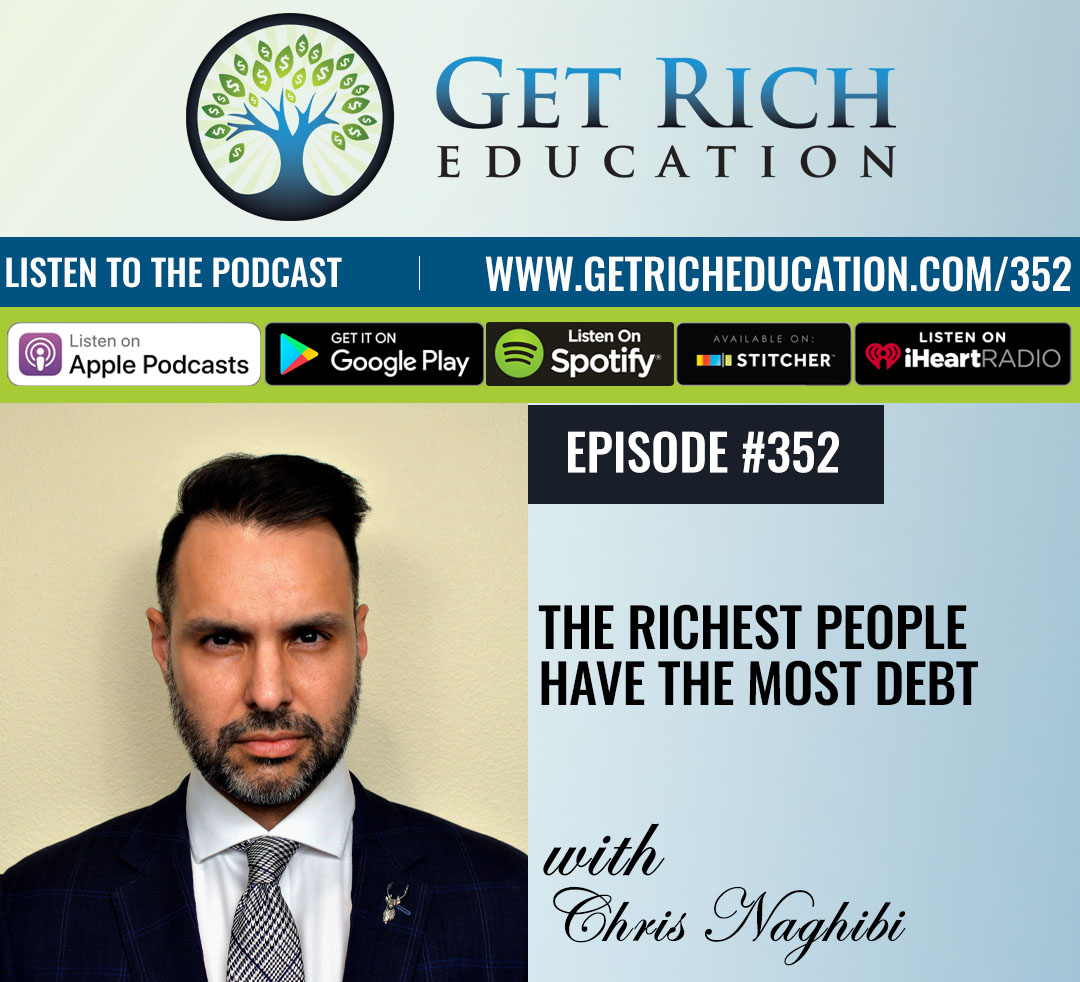 The Richest People Have The Most Debt
