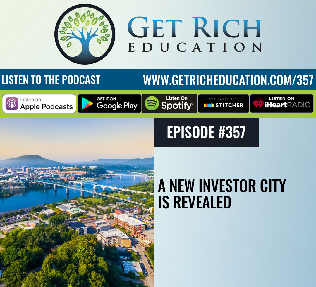 A New Investor City Is Revealed