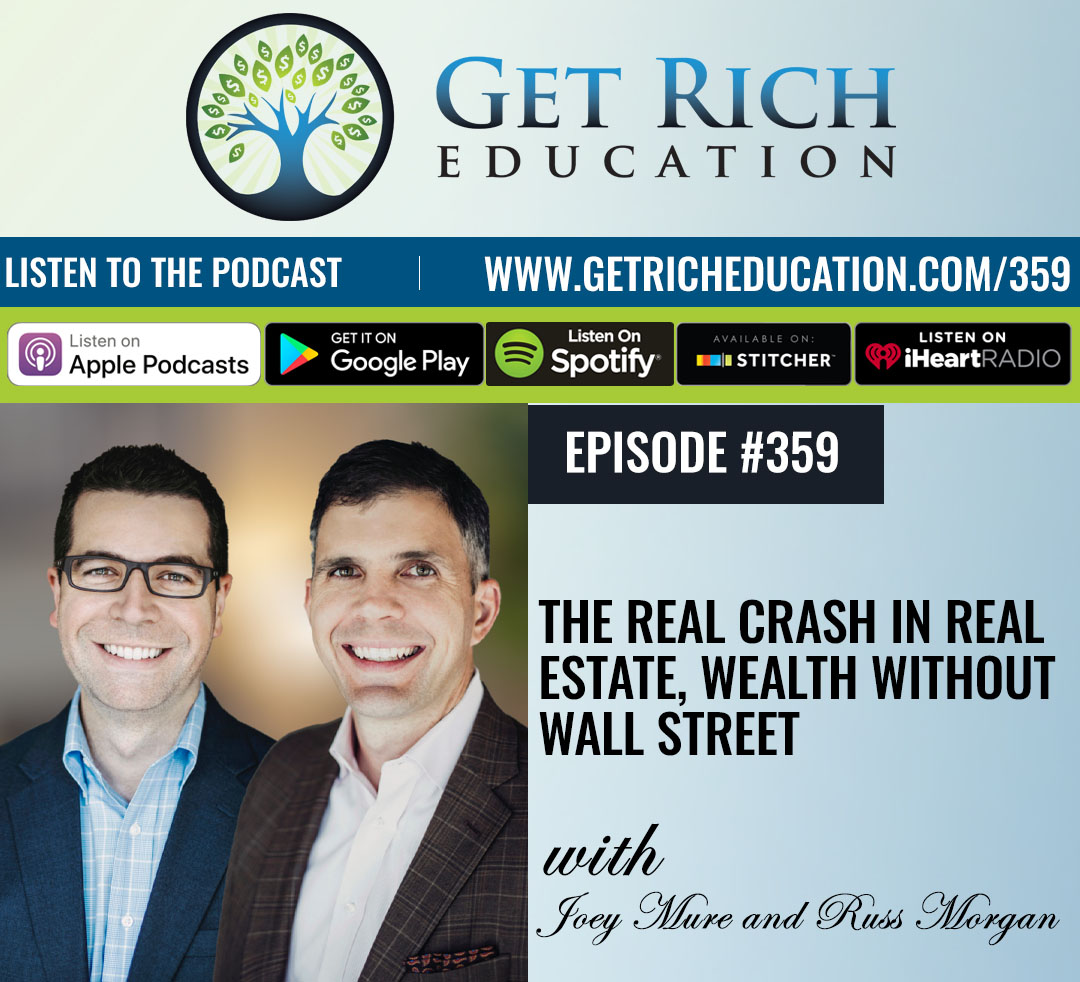 The Real Crash In Real Estate, Wealth Without Wall Street